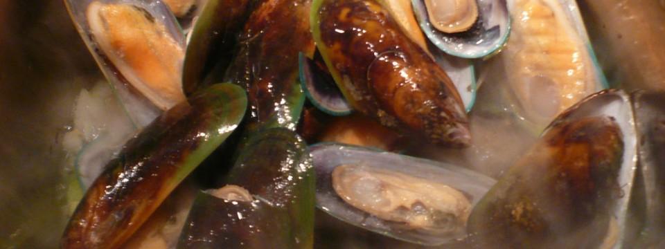 Bouillon de Moules, Mussel Stock