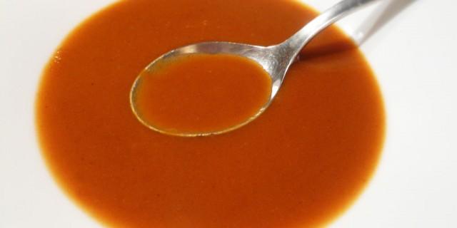 0017. Sauce Espagnole Maigre, Fish Espagnole Sauce