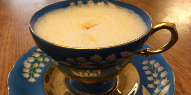 4995. Bavaroise, Rum Bavaroise, Bavarian Tea