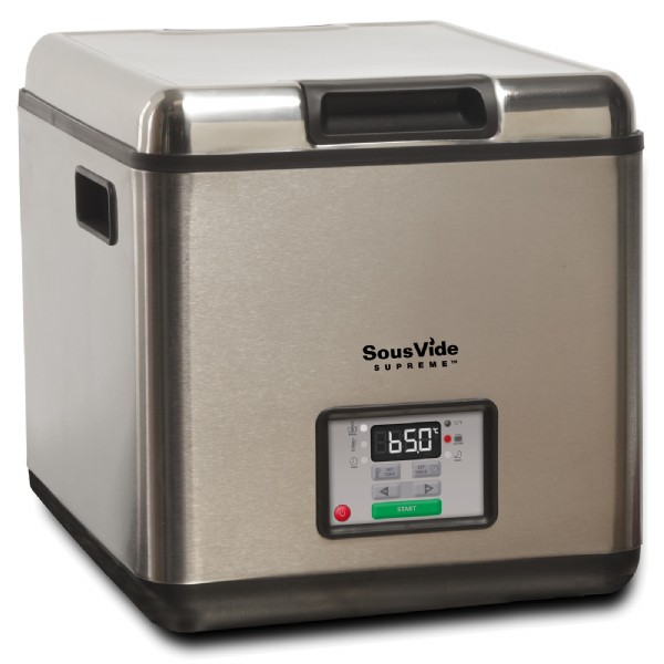 SousVide Supreme sous vide water oven appliance