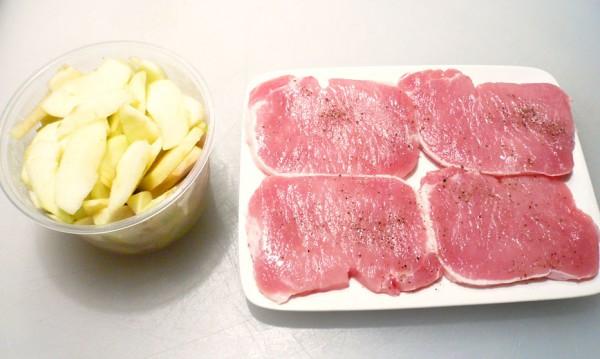 Côtes de Porc à la Flamande