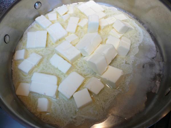 Make clarified butter