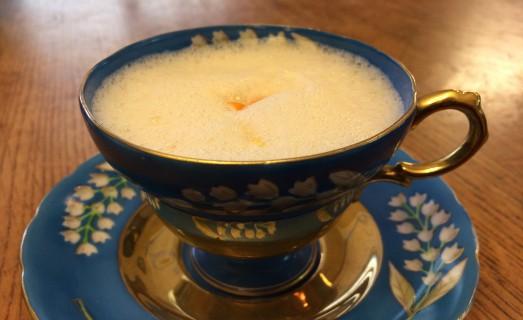 Escoffier recipe 4995 Bavaroise